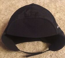 Columbia Youth Unisex Snow Day Trapper Hat Black Size L/XL NWT