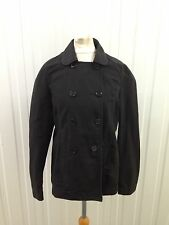 Womens French Connection Rain Coat/Mac - Uk8 - Double Breasted - Great Condition