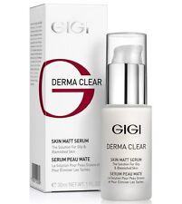 GIGI Derma Clear Skin Matt Serum 30ml / 1oz