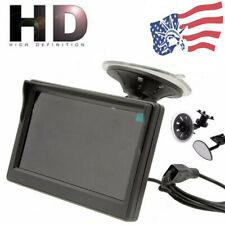 "5 ""  TFT LCD HD Screen Monitor For Car Rear Reverse Rearview Backup Camera"