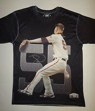 Tim Lincecum 55 San Francisco Giants World Series Shirt Mens M/L