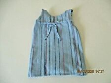 """18 """"doll adorable blue dress for American Girl & all 18"""""""
