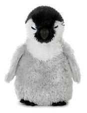Mini Flopsie Stofftier Kaiserpinguin Spielzeug Plüschtier grau Aurora Pinguin