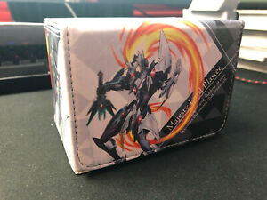 V-SS04 Majesty Lord Blaster Premium Leather Deck Box