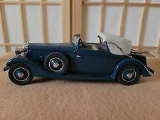 Danbury Mint 1934 Hispano-Suiza J12 Cabriolet 1/24 Scale Diecast