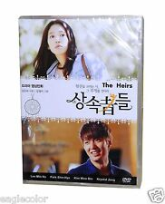 The Heirs Korean Drama (5DVDs) Excellent English & Quality!