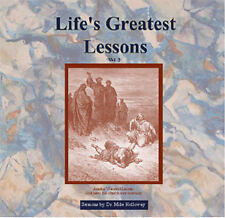 Life's Greatest Lessons Vol. 2 -  Preaching CD's