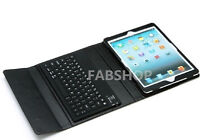 NEW WIRELESS BLUETOOTH KEYBOARD LEATHER CASE COVER FOR IPAD AIR/MINI IPAD PRO