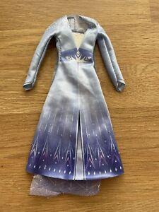 Barbie/Disney 'Princess Elsa' Dress