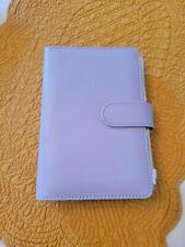 New Listingleather Notebook Binder Budget Planner With Cash Envelopes