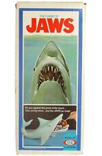 Vintage 1975 Ideal Jaws Great White Shark Game Near Mint 100% Complete w/Box