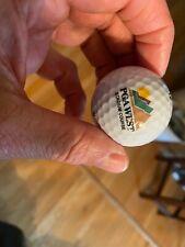Pga West Stadium Course Logo Golf Ball