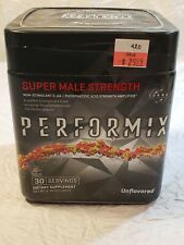 Performix   Super Male Strength 6.45 oz 30 Servings Unflavored