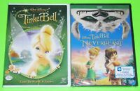 Disney DVD Lot - Tinker Bell (New) Tinker Bell and the Legend of the Neverbeast