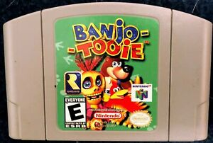 Nintendo 64 Banjo Tooie