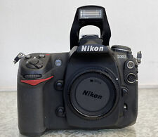 Nikon D D300 12.3MP Digital SLR Camera - Black (Body only)