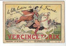 Collection Lys De France n°1 – Vercingétorix