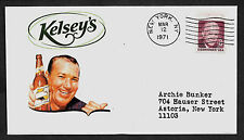 All In The Family Collector's Envelope Addressed to Archie Bunker  *1023