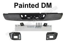 Painted Gray DM Rear Bumper Facr Bar Pad Out Bracket Assy 2002-08 Ram 1500 3500