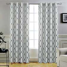 DriftAway Mason Thermal Blackout Grommet Window Curtains