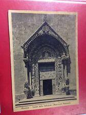 090 Foto/cartolina POSTALE DELLA CATTEDRALE ALTAMURA