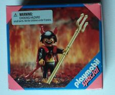 PLAYMOBIL Halloween Special #4561 DEVIL costume MINT Excellent MIB