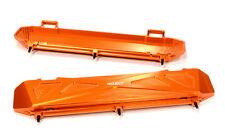 T4131ORANGE Integy Billet Machined Alloy Battery Box Cover (2) for 1/10 E-Revo