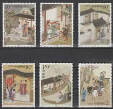 China postfris 2003 MNH 3440-3445 - Chinese Literatuur