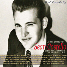 Various Artists : Don't Pass Me By: A Tribute to Sean Costello CD (2019)