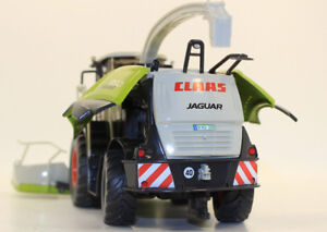 Siku 4058 Claas Jaguar 960 Broyeur à Végétaux 1:3 2 Neuf Emballage D'Origine