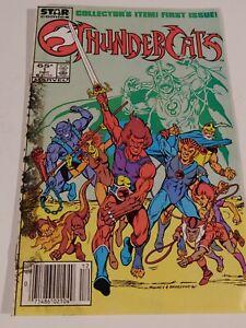 Thundercats comic 1