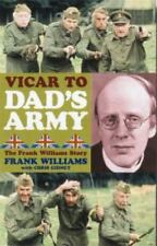 """Vicar to """"Dad's Army"""" : The Frank Williams Story by Chris Gidney and Frank..."""