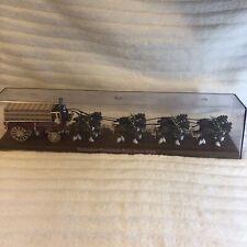ERTL Budweiser Clydesdale Wagon W/ Eight Horse Hitch Mechanical Bank #2