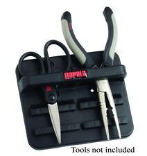 NEW! Rapala Magnetic Tool Holder (Two Place), Black MTH2