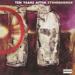 Ten Years After-Stonedhenge CD NEW
