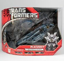 Transformers Movie Voyager Class: Blackout Action Figure