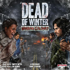 Dead of Winter: PRESALE Warring Colonies board game expansion New