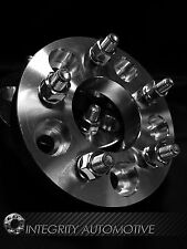 1 WHEEL SPACER 5X4.5 | 1 INCH THICK 25MM | 5X114.3 -FITS ALL 94-14 FORD MUSTANG