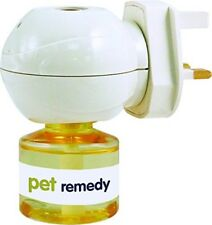 Pet Remedy Natural De-Stress Calming Plug-In Diffuser Dog Cat Anti Anxiety 40 ml
