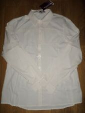 MOUNTAIN WAREHOUSE VACATION CREAM SHIRT WITH STRETCH SIZE 18 BNWT RRP £40
