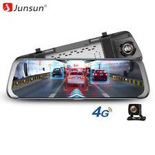 """Junsun 10""""Touch Screen ADAS 4G Android 5.1 Car DVR Dash Camera Rear View Mirror"""