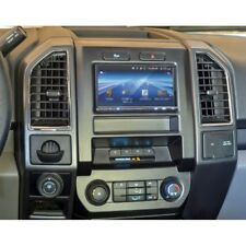 """BRAND NEW 2015-2016 F150 + 2017 F250 with 4.3"""" Display Complete Radio Mount Kit"""