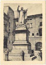 P681  FERRARA  Monumento a Savonarola