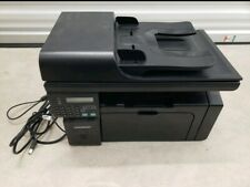HP LaserJet M1212nf MFP All-In-One Laser Printer, NO TONER, Tested