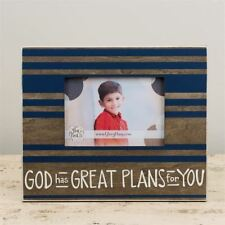 Photo Frame - God Has Great Plans For You