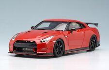 MakeUp/EIDOLON EM341E 1:43 Nissan R35 GT-R NISMO 2014 Vibrant tread