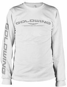 Honda Collection Goldwing Long-Sleeve T-Shirt Motorcycle Street Bike