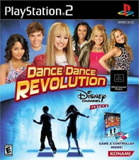 DDR: Disney Channel Bundle PS2 New Playstation 2
