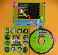 CD Compilation Top Of The Pops 2001 Vol 1 eminem consoli u2 no lp mc dvd(C26*)