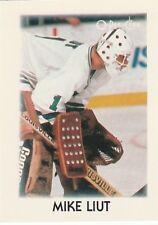 1987-88 O-Pee-Chee Mini Mike Liut